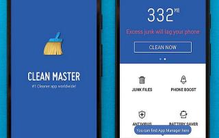 Smart clean app