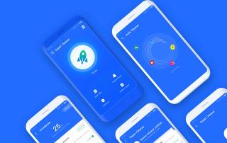 Super Cleaner app
